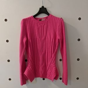 Ted Baker London Cable Knit Sweater